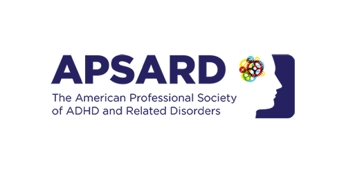 Logo APSARD - American Professional Society of ADHD and Related Disorders