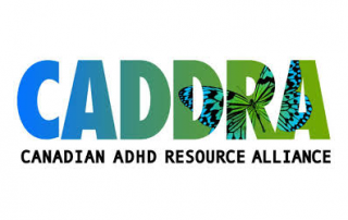 Website of CADDRA