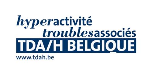 Logo TDA-H Belgique